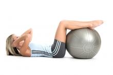 γυμναστική με μπάλα
