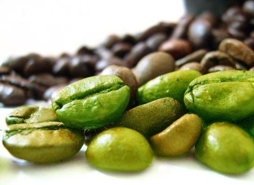 green coffee-πράσινος καφές