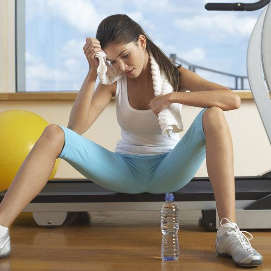 Bored-Gym